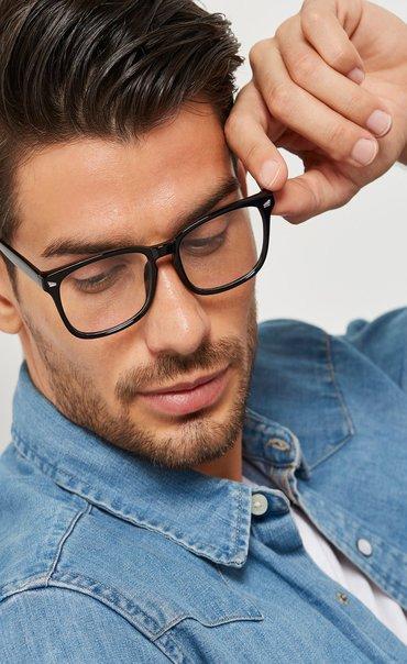 ochelari pentru bărbați pentru vedere